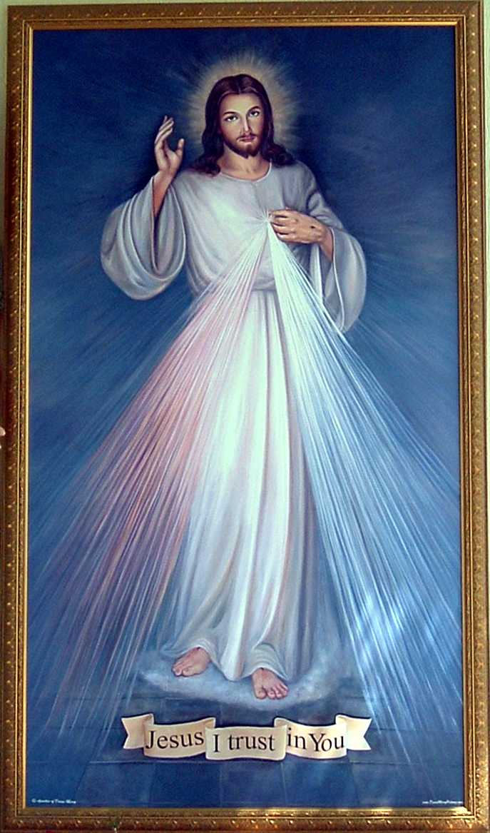 divine mercy pictures and images