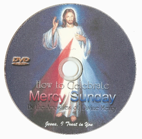 How to Celebrate Mercy Sunday DVD